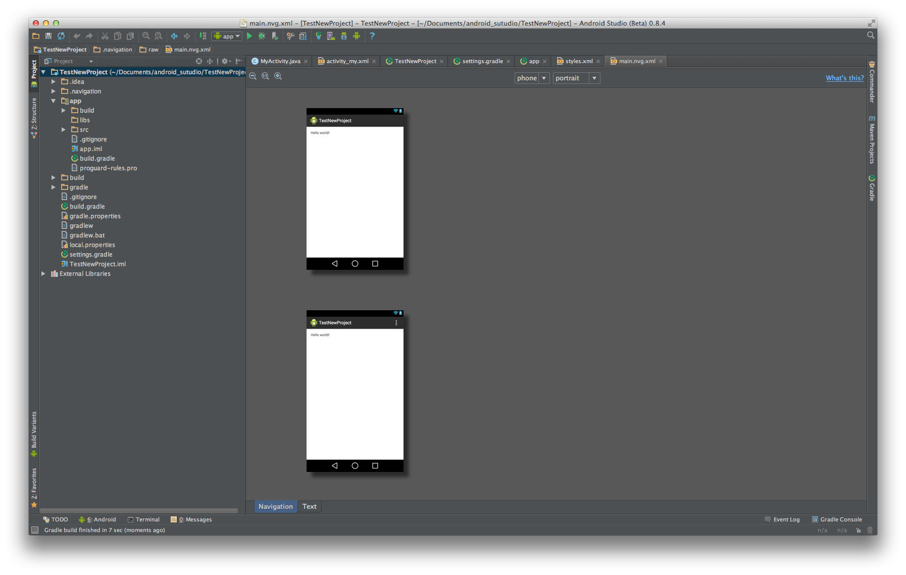 Android Studio - LINUX.ORG.RU